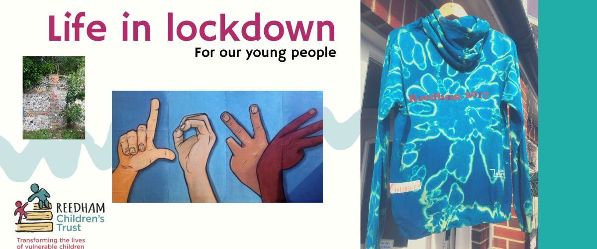 Life in Lockdown for our young people