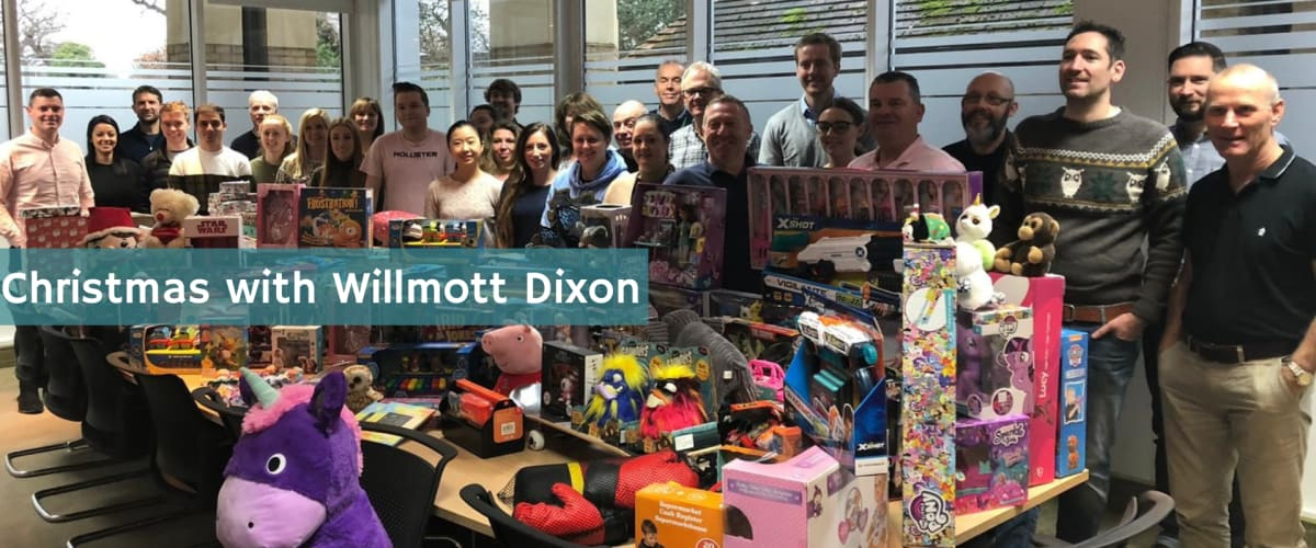 Christmas with Willmott Dixon