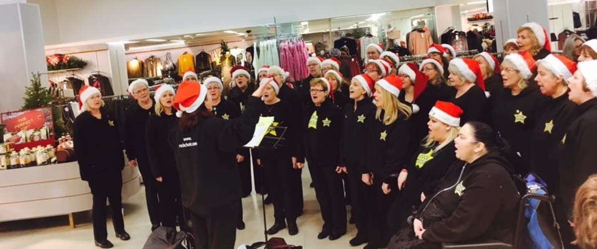 Rock Choir Sing a Song for Christmas