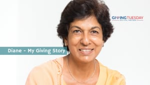 Diane – My Giving Story