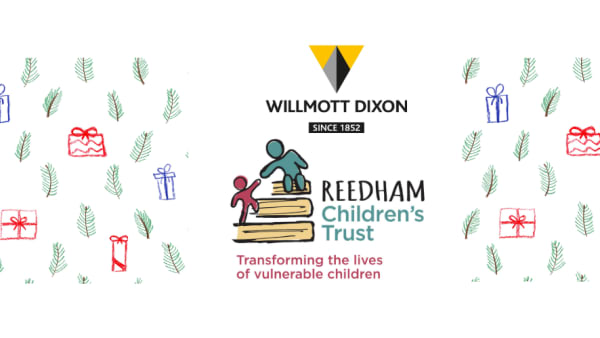 Willmott Dixon Donates 100s of Gifts this Christmas