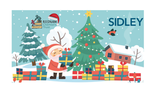 Christmas with Sidley Austin LLP
