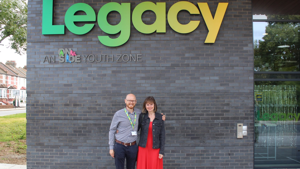 A PARTNERSHIP SET TO TRANSFORM YOUNG LIVES IN CROYDON